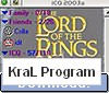 Lord of the Rings Two Towers ICQ Skins