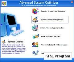 Advanced System Optimizer Lite