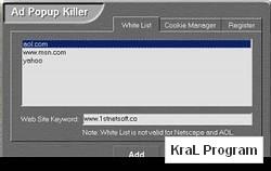 Ad Popup Killer