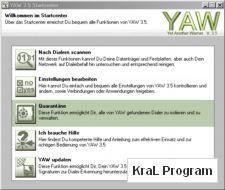 YAW Anti-Dialer (Almanca)