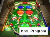 WildSnake Pinball - Soccer