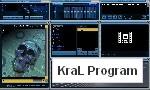 Matrix Xtream Blue (Winamp 2x Arayuzu)