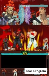 Street Fighter - Akuma VS Ryu (Winamp skini)