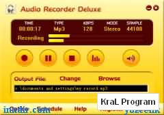 Audio Recorder Deluxe