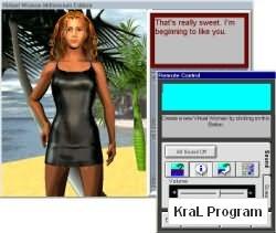 Virtual Woman Millennium Beta Test