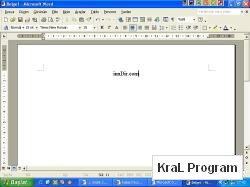 Office 2003 Eklentisi: Web Parts and Components