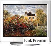 Stardust Impressionist Paintings Screen Saver