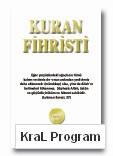 Kuran Fihristi
