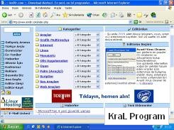 Internet Explorer 6 icin Toplu Guvenlik Duzeltmesi