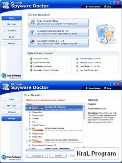 Spyware Doctor 5.0.0.182
