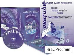 AyniPro Ayniyat Takip Programi