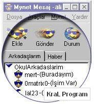 Mynet Mesaj Standart (Firewall sistemler)
