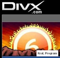 DivX for Windows 2K/XP (include DivX Player)
