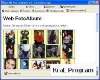 Web PhotoAlbum
