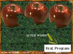 Invader Worm