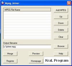 Mpeg Joiner