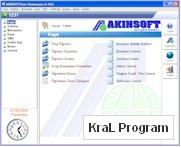 akinsoft kurs otomasyonu