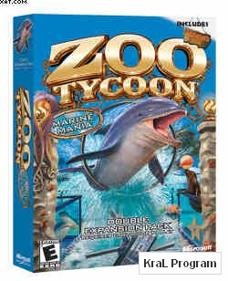 Zoo Tycoon Marine Mania and Dino Digs