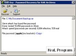 RAR Key