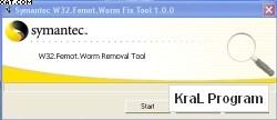 W32.Femot.Worm Removal Tool