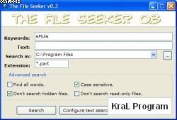 The File Seeker