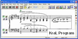 MidiNotate Composer