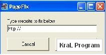 PageFix