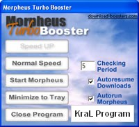 Morpheus Turbo Booster