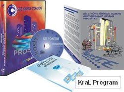 ProSite Site Yonetim Otomasyonu