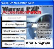 Warez P2P Acceleration Patch