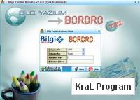 Bilgi Bordro Programi