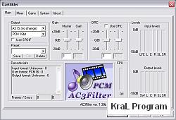 AC3Filter 1.30b