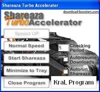Shareaza Turbo Accelerator