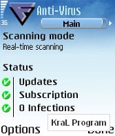 F-Secure Mobile Anti-Virus for Symbian OS 6.1