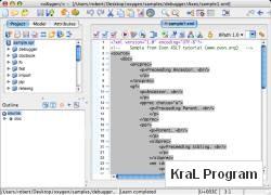 oXygen XML editor
