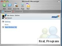 Microsoft Messenger for Mac