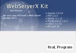 WebServerX Kit