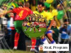 Nike Football Ronaldinho Screensaver