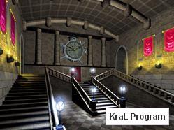 School of Magic 3D Screensaver