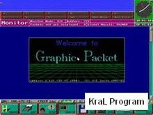 Grapfic Packet Terminal