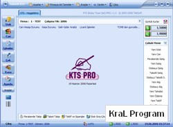 KTSPRO - Kolay Ticari Set PRO