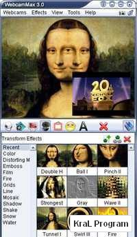 WebcamMax 3.5.1.0