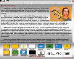 Turk Tarihi Programi 2.0