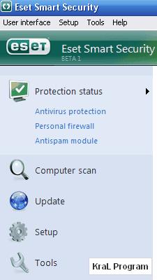 Eset Smart Security 3.0.128.0 Beta 1