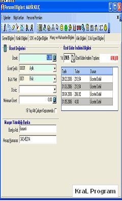 Bor_S Personel Ucret Bordrosu 2.0.0