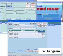 Cari Hesap 2.5