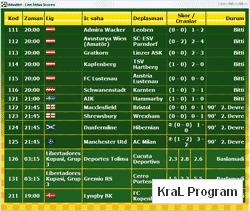 iddaa Programi IddaaNet Canli Skor Live Iddaa Scores 1.0