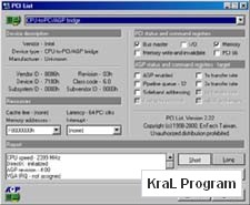 PCI List