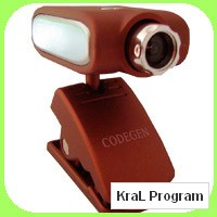 Codegen USB 1.1 Webcam Driver