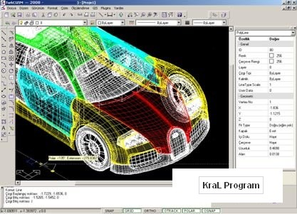 TurkCIZIM CAD Standart 6.01